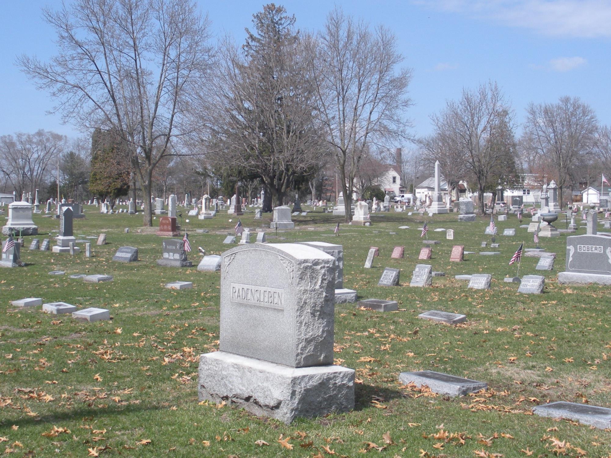 Cemeteries & Crematories